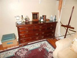 Dresser and miscellaneous