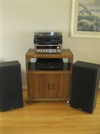 Components and Speakers