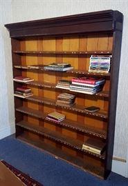 antique Postal Sorting Shelf