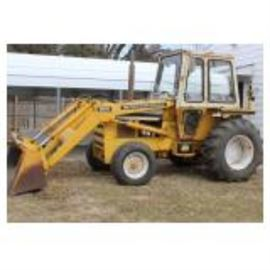 International Industrial 260A Tractor loader. Only 1,953 hours. New tires and batteries.