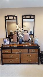 Century Dresser 544-205 and Mirror 542-233