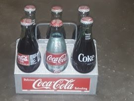 1950's Coca-Cola 6 Pack Carrier