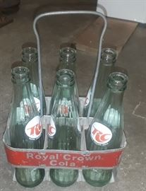 1950's Royal Crown Cola 6-Pack Carrier