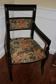 Beautiful Chair with Asian Flair