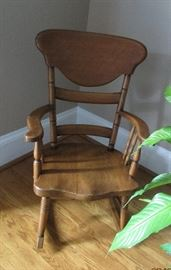 child's rocker antique