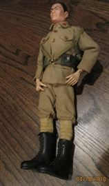 Japanese GI Joe doll