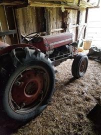 Massey Ferguson 135 Diesel Tractor