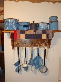Vintage Graniteware Collection
