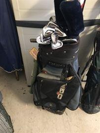 Golf Clubs- 3 Sets