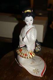 Genuine Hakata Doll