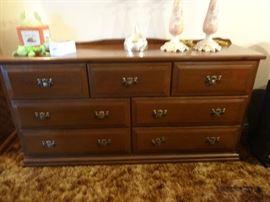 Large dresser.