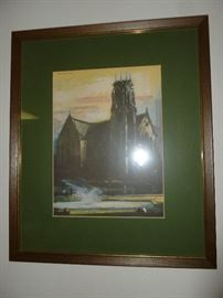 Fred Conway print