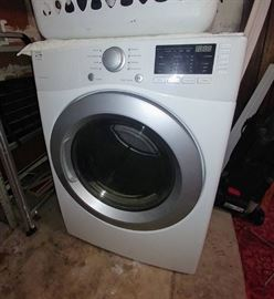 front loading dryer