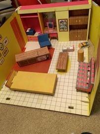 Barbie's dream house