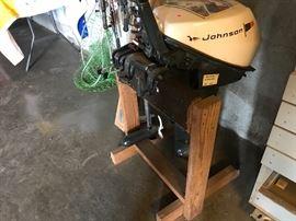 A vintage motor that run likes a dream.