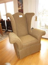 The Queen chair, I love this chair