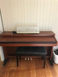 An electric  piano for anyone