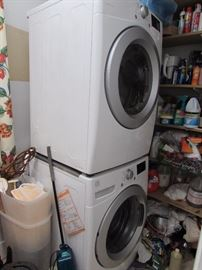 Washer and dryer, VERY NICE.