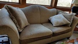 Stickley Upholstered Sofa