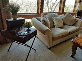 Side Tables Stickley Sofa