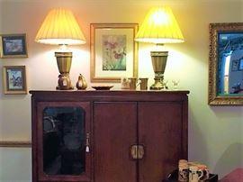 Thomasville storage / TV cabinet
