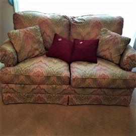 Living room love seat
