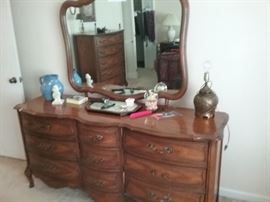 Other dresser with mirror