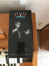 THE COMPLETE 50'S MASTERS ELVIS CD'S