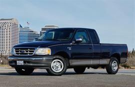 2002 Ford 150 XLT Truck