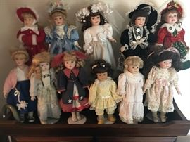 Lovely Doll Collection