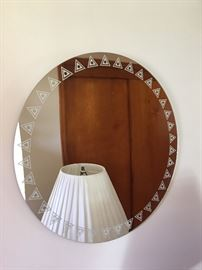 We have a pair of these great mirrors