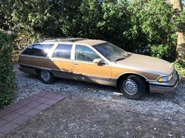 1996 Buick Wood Panel Estate Wagon 106k Miles $900 or best offer