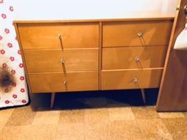 Paul McCobb 6 Drawer Chest