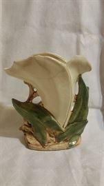 McCoy Wide Lily Vase