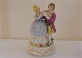 Collectibles - Musical Figurines