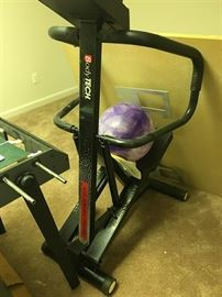 Body Tech Elliptical