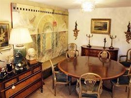 Complete contents online auction N Jamestown Decatur