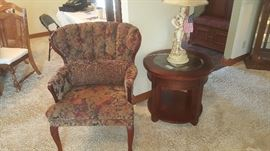 Cute Side Chairs and Broyhill Table