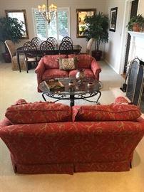 Pair of Love Seats