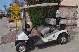2009 Golf Cart EZ GO FREEDOM half life batteries great shape best bid over $2999.00