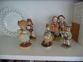 hummel LOOK figurines