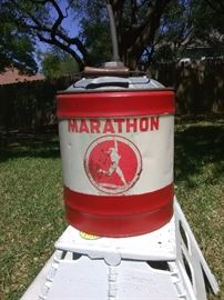 Vintage Marathon can......A real treasure!