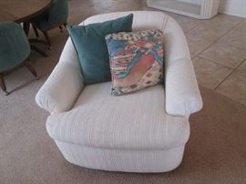 Matching Swivel Chair