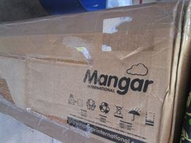 Mangar ELK Battery Powered Lifting Cushion.