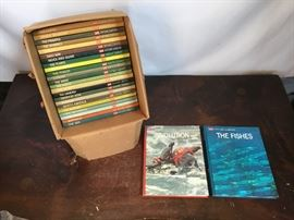 Life Nature Library Book Set https://www.ctbids.com/#!/description/share/14205