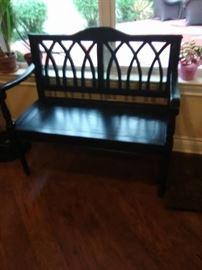 decorator bench