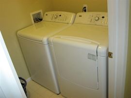 Well Maintained Kenmore Elite Washer and Dryer