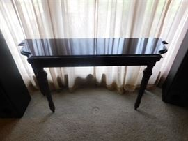 Bombay company Sofa table  29 x 48 x 14.5