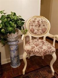 Kimball arm chair