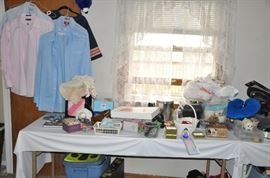 Misc.  Medical,  Back braces, Copper fit,  Neck pillows etc.. not done in here yet!